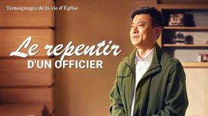 Témoignage de la vie d'Église « Le repentir d'un officier »